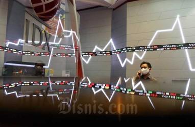 IHSG Kebakaran Lagi, Investor Asing Borong Saham Big Caps