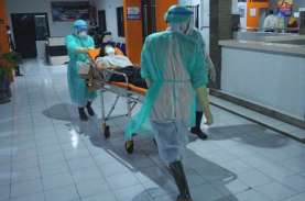 Tempat Tidur Pasien Covid-19 di Tangerang Terisi 73,06…