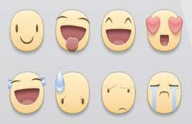 Hadapi Tahun Sulit, Emoji Mata Spiral Bakal Hadir