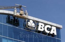 Penempatan Dana BCA di Surat Berharga Melejit Dua Digit