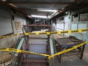 Pedagang Dinyatakan Positif Covid-19, Pasar Setonobetek di Kota Kediri Ditutup Sementara