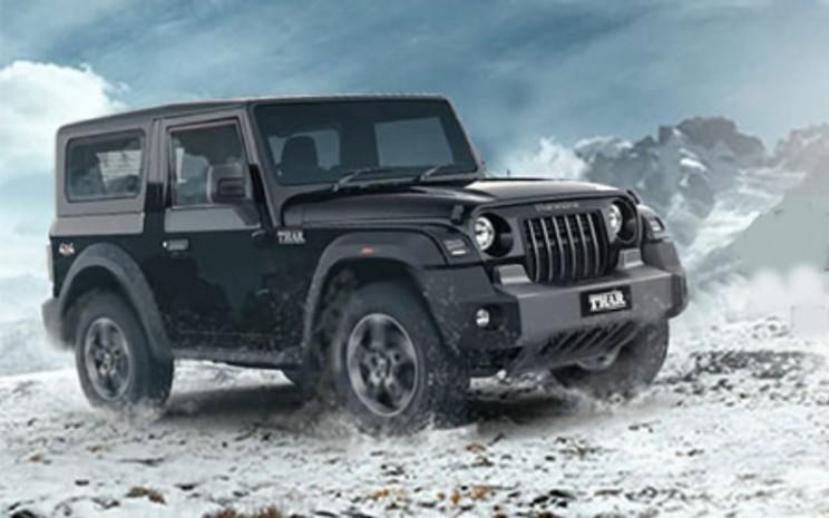 All-new Thar berakar kuat pada warisan otomotif yang menjunjung tinggi DNA Mahindra. SUV ini telah melayani angkatan bersenjata India sejak 1950-an.  - M&M