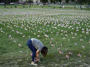 Jumlah Korban Meninggal Akibat Covid-19 di Amerika Serikat Hampir 200.000 Jiwa