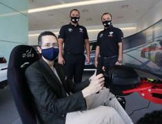 BMW Z4 GT3 Jadi Mobil Resmi Kejuaraan Balap Simulator