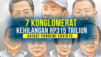 Para Taipan Kehilangan Rp315 Triliun, Siapa Aja?
