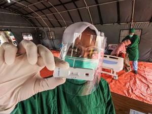 Antisipasi Penyebaran Covid-19, RSU Cut Meutia Aceh Dirikan Tenda Screening di Depan IGD