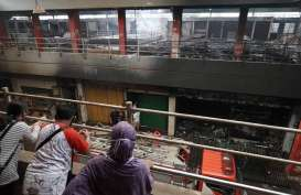 Laboratorium Forensik Dalami Pemicu Kebakaran Pasar Purwokerto