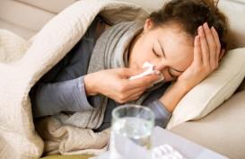 Gara-gara Covid-19, Kasus Sakit Flu Tahun Ini Terendah Sepanjang Sejarah