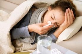 Gara-gara Covid-19, Kasus Sakit Flu Tahun Ini Terendah…
