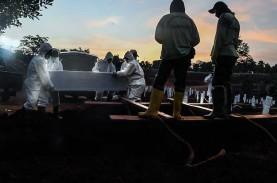 Update Corona 22 September: Kasus Meninggal 160, Jawa…