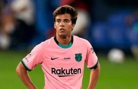 Ogah Dipinjamkan ke Ajax, Riqui Puig Temui Petinggi Barca