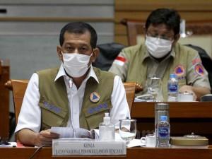 Kepala BNPB Doni Monardo Raker Dengan Komisi VIII DPR RI Baha Penanganan Covid-19