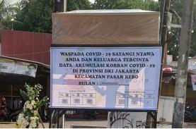 Jakarta Diprediksi Lalui Gelombang Pertama Covid-19…