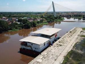Rumah Sakit Apung di Riau Belum Mendapatkan Izin Dari Dinas Kesehatan