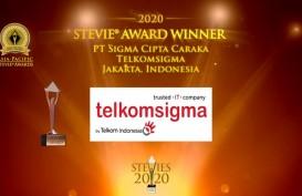 Aplikasi Ingenium Telkomsigma Raih Apresiasi Internasional Stevie Awards 2020