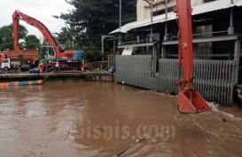 Antisipasi Banjir, Pemprov DKI Jakarta Kerahkan 54 Ekskavator
