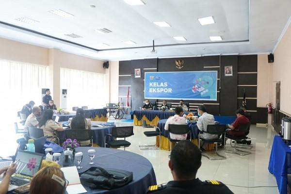 Lewat Kelas Ekspor, Bea Cukai Manado Majukan Perekonomian Indonesia Timur