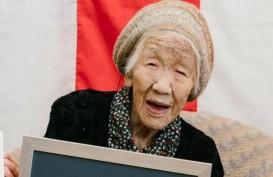 Berusia 177 Tahun, Kane Tanaka Pecahkan Rekor Orang Tertua dan Paling Lama Hidup di Jepang