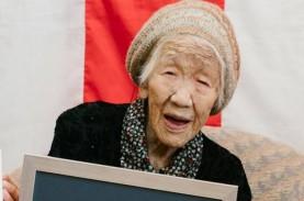 Berusia 177 Tahun, Kane Tanaka Pecahkan Rekor Orang…