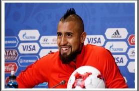 Inter Resmi Dapatkan Vidal dari Barcelona, Reuni Lagi…