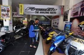 Sempat Anjlok Awal PSBB, Penjualan Sepeda Motor Mulai Menanjak