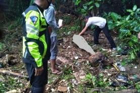 Korban Banjir Bandang di Sukabumi Ditemukan Tewas
