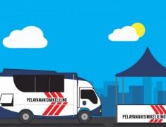 Lokasi Mobil SIM Keliling di DKI Jakarta Rabu 23 September
