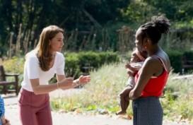 Intip Busana Smart Casual Kate Middleton