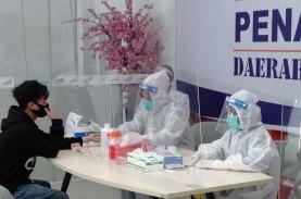 126.000 Orang Rapid Test di Stasiun, Pasar Senen Paling…
