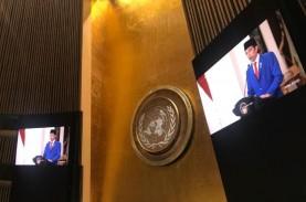 Pidato di Sidang Umum PBB, Jokowi Dorong Kerja Sama…