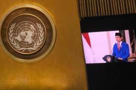 Pidato di Sidang Umum PBB, Jokowi: Semua Negara Harus…