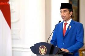 Jokowi: Vaksin Jadi Game Changer dalam Perang Melawan…