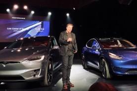 Tekan Harga Kendaraan Listrik, Tesla Kembangkan Baterai…