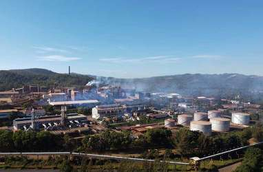Erick Thohir Sentil Antam, Proyek Smelter Tak Selesai sejak 2012