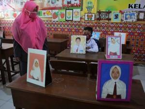 Sekolah di Pamekasan Jawa Timur Mulai Gelar Pembelajaran Secara Tatap Muka