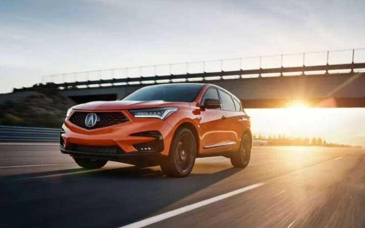 Acura RDX 2021.  - Acura Global)