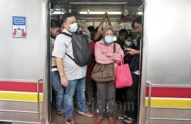 Pengguna KRL Masih Pakai Masker Scuba & Buff? Ini Jawaban KCI