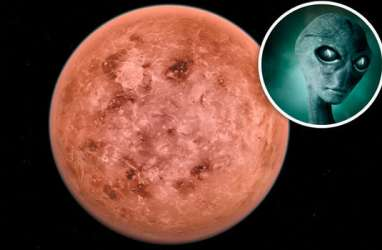 Cek Kehidupan di Planet Venus, Ini Lanjutan Penelitian NASA