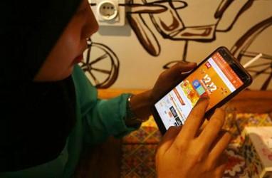 Shopee dan Grab Jadi Merek Paling Diminati di Indonesia