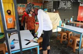 Abaikan Protokol, Warung Makan 'Diplester' Gubernur Ganjar