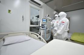 Okupansi Ruang Isolasi RS Rujukan Covid-19 Jakarta…