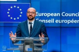 Presiden Dewan Eropa Karantina, KTT Pemimpin Uni Eropa…