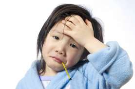 Demam Tinggi, Gejala Virus Corona, Flu, dan Tifus…