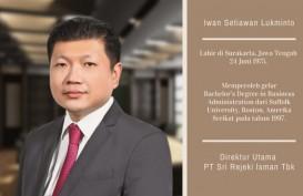 Bos SRIL Iwan Lukminto Jadi Ketua Asosiasi Emiten Indonesia