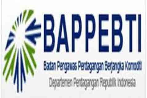Logo Bappebti. - istimewa
