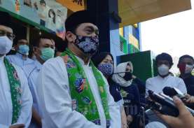 Wagub DKI Jakarta Klaim Tingkat Kesembuhan Pasien…