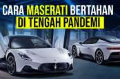 Luncurkan MC20, Cara Maserati Bertahan di Tengah Pandemi