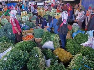 Transaksi Sayuran di Sub Terminal Agribisinis Magelang Menurun 50 Persen Akibat Pandemi Covid-19