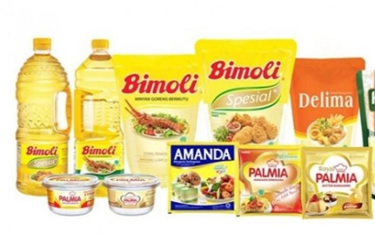 Beberapa produk besutan PT Salim Ivomas Pratama Tbk.