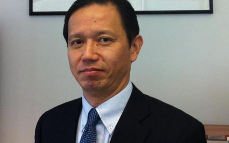 Presiden Direktur baru PT Krama Yudha Tiga Berlian Motors (KTB) Naoya Takai.  - ktbfuso.co.id